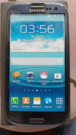 Samsung Galaxy S3 LTE GT-I9305 BLUE NOWY