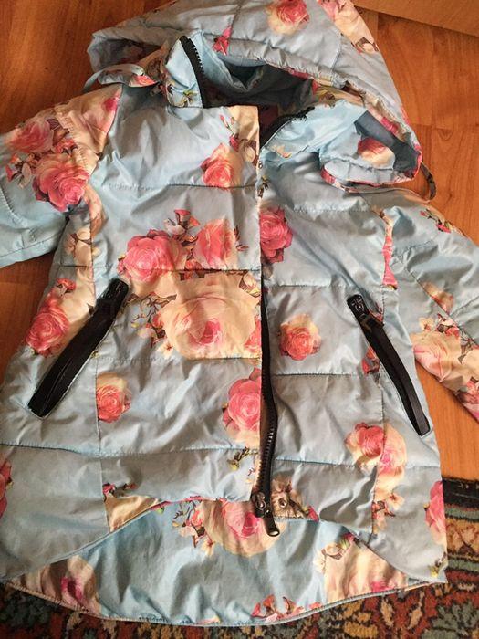 Куртка деми на 4-5 лет Измаил - изображение 1