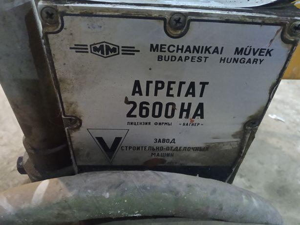 Агрегат красочный 2600 НА