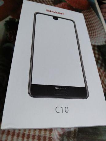 Продам в идеальном состоянии телефон Sharp c 10