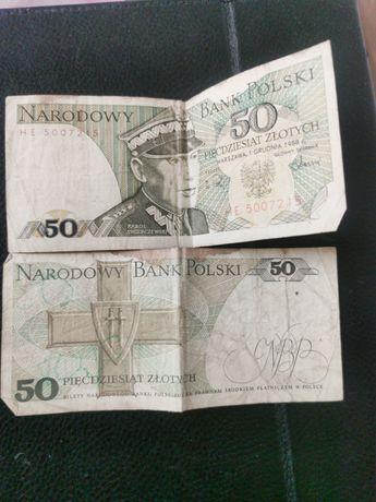 Banknoty z czasów PRL