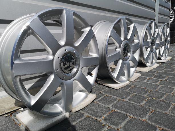 Oryginalne Felgi 17 VW Volkswagen Golf Sharan Passat Jetta