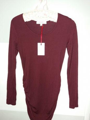 Bluzka ciazowa koszulka Henfrey London 8 nowa