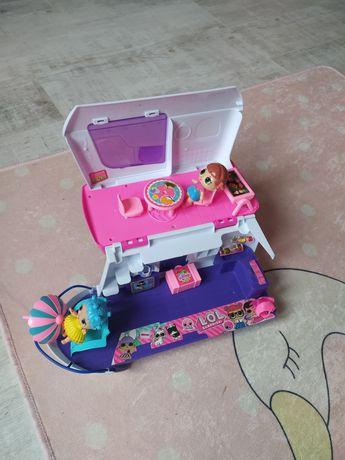 Продам кукли Лол и их дом -карабель