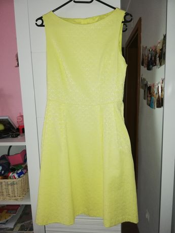Sukienka z kieszeniami F&f 38