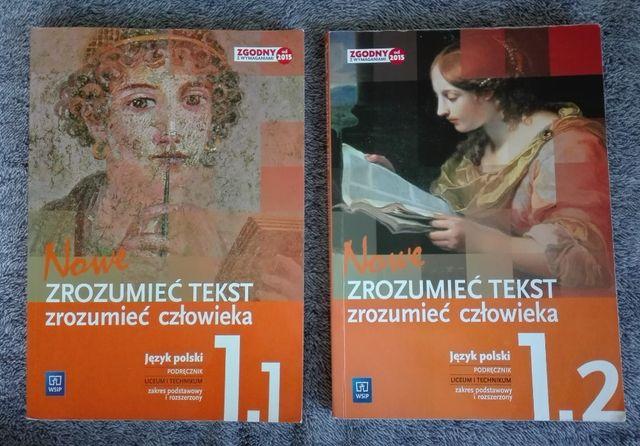 Zrozumieć tekst zrozumieć człowieka - j.polski LO i T - cz. 1.1