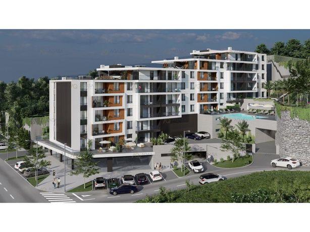 Apartamento T1 Novo Centro do Funchal (A) - 4º piso, Bloco B