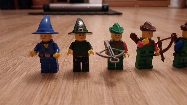 Lego figurka Castle Forestman
