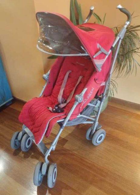 Wózek ,spacerówka, parasolka,MacLaren Techno XLR