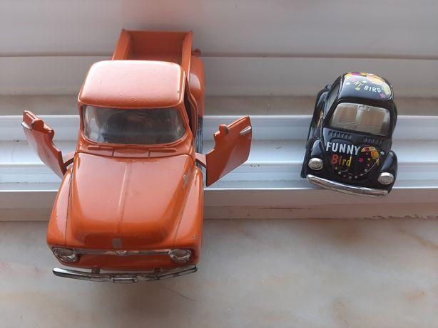 Guerreiro zarolho ford pickup miniaturas VW Carocha