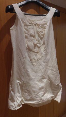 Vestido de cerimónia branco