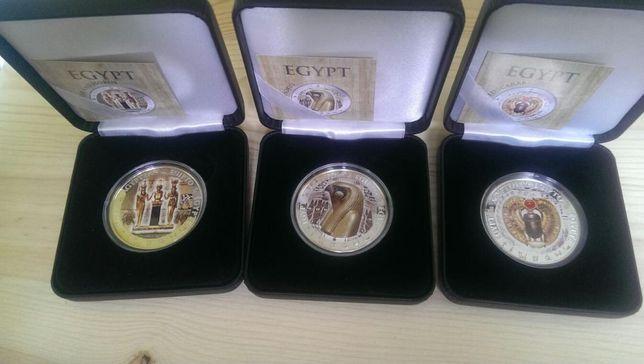 Monety z serii Egipskie Symbole
