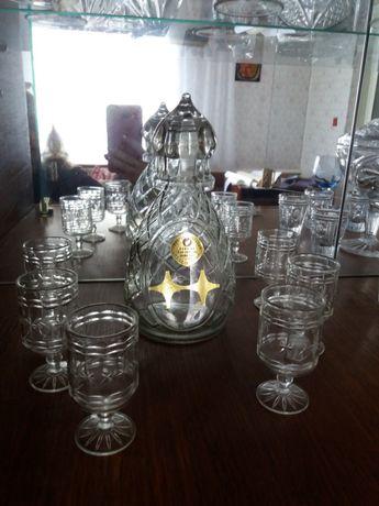 набор для коньяка или других спиртных напитков