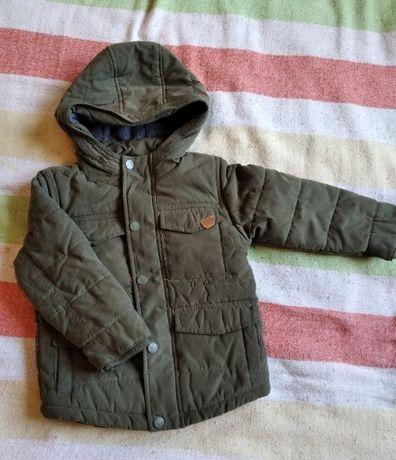 куртка для мальчика рост 98-104