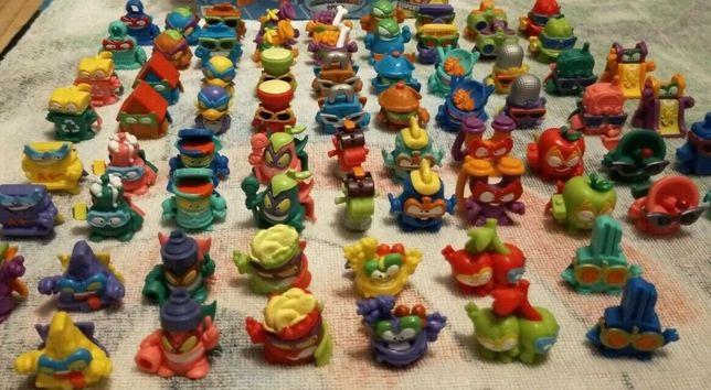 Figurki SUPERTHINGS superzings super zings seria 6 zwykłe