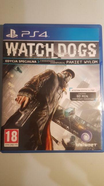 Watch Dogs edycja specjalna PS4