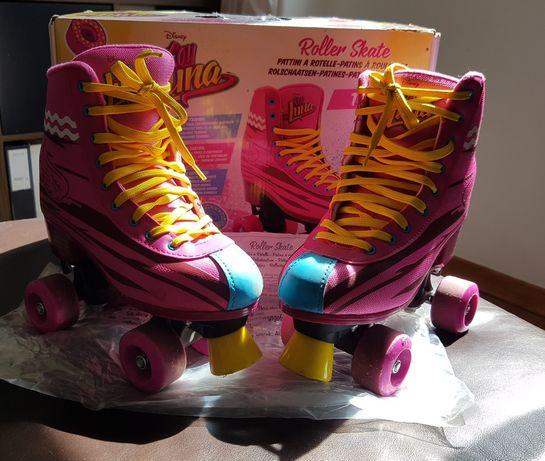 Roller Skate Soy Luna Disney 36/37