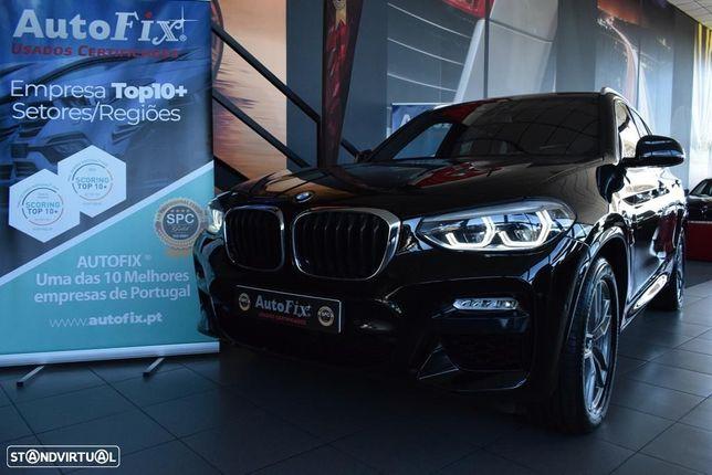 BMW X3 20 d xDrive xLine Auto