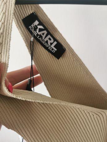 Top sweterkowy Karl Lagerfeld 40 nowy
