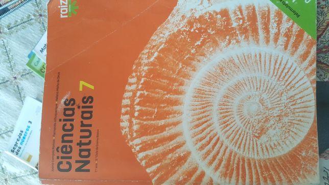Manual Ciências Naturais 7o ano