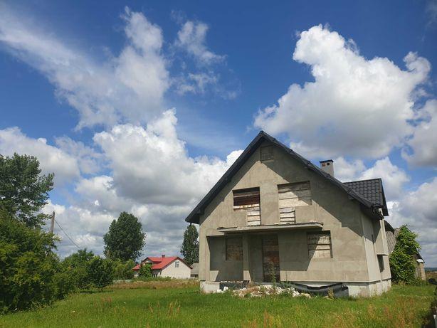 Dom na działce 2478m2