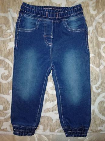 Джинси, джинові штани, штани для дівчинки