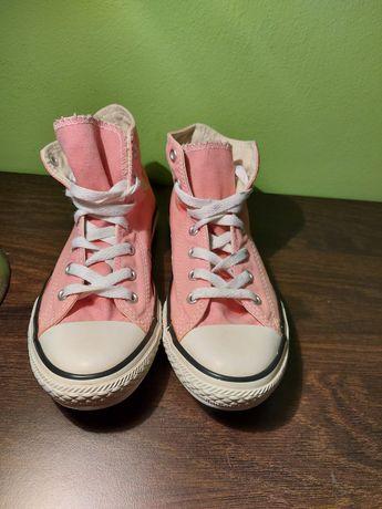 Trampki Converse różowe rozmiar 35