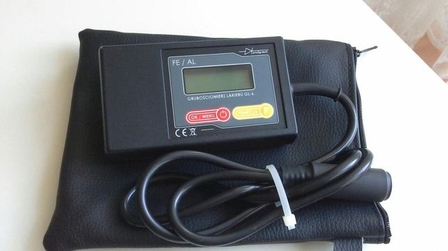 Wynajem MIERNIKA tester grubości lakieru Tester Diagnostyczny KATOWICE