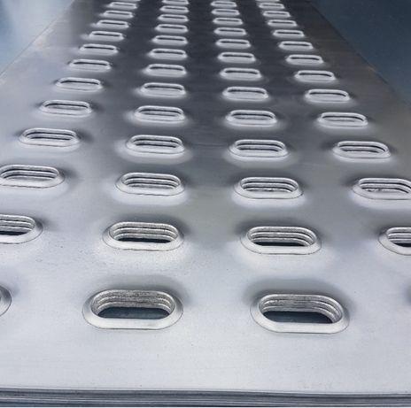 Blacha LOHR aluminiowa-najazd ,laweta ,auto laweta