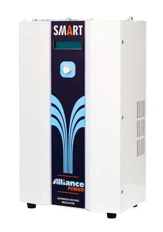Стабилизатор напряжения для квартиры, дома – ALLIANCE Smart ALS-10