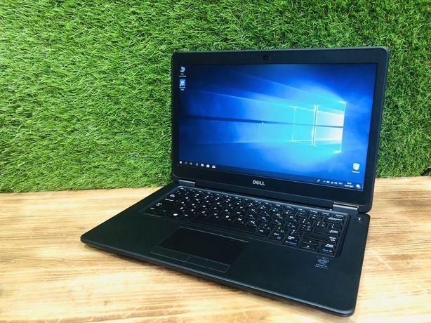 Ноутбук Dell Latitude E7450 Core i5-5300u  16gb  SSD120Gb 