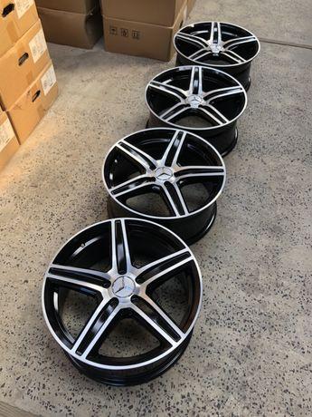 Диски R17/5/112 R18 Mercedes C E S Cls Cla Glk Glc Ml Gle Gl Gls B V