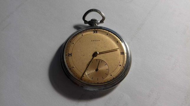 Relógio de Bolso Antigo Zenih