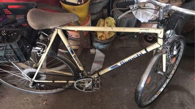 Bianchi rower szosowy