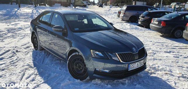 Škoda Octavia Skoda Octavia III JAK NOWA!!! Niski przebieg!!!33000km!!!