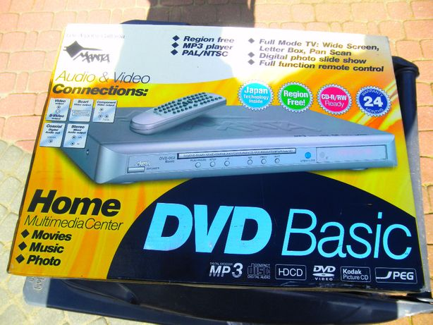 Wideo DVD Basic