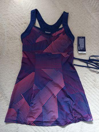 NOWA! Reebok sukienka do tenisa squasha rozm. S