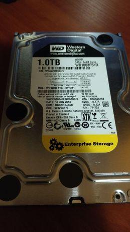 """Dysk HDD 3.5"""" WD Enterprise edition 1TB + SATA kabel"""