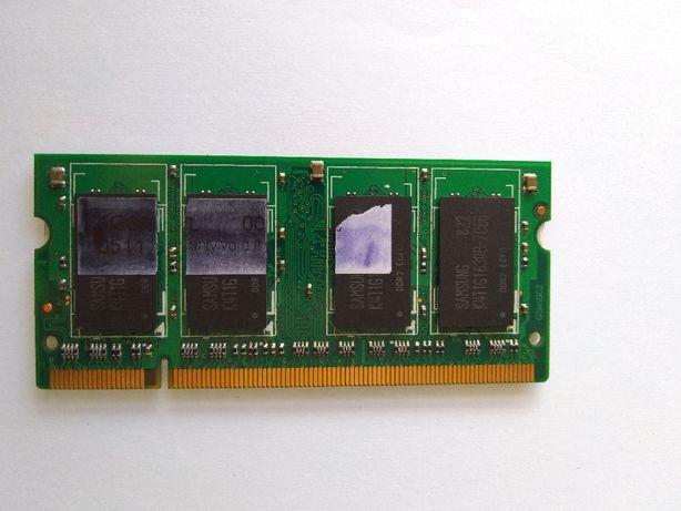 Memória Samsung 1GB DDR2-533 SODIMM