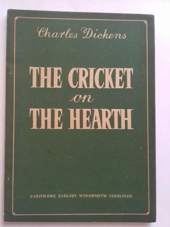 The Cricket on the hearth Ch. Dickens