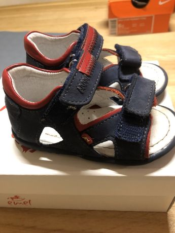 Sandałki Zdrowa stópka rozmiar 21 pierwsze buciki jak nowe