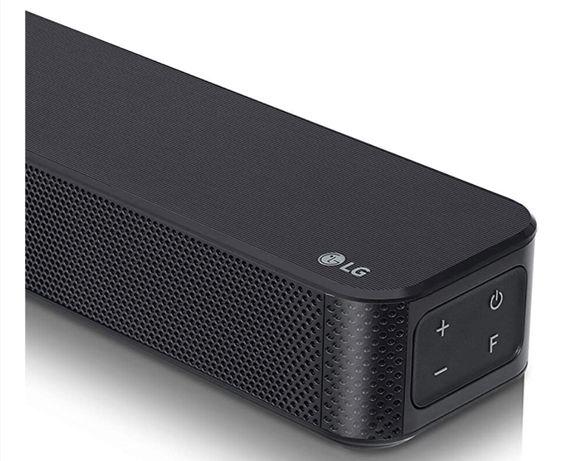 Soundbar LG SN4 + Subwoofer (NOWY!) moc 300W
