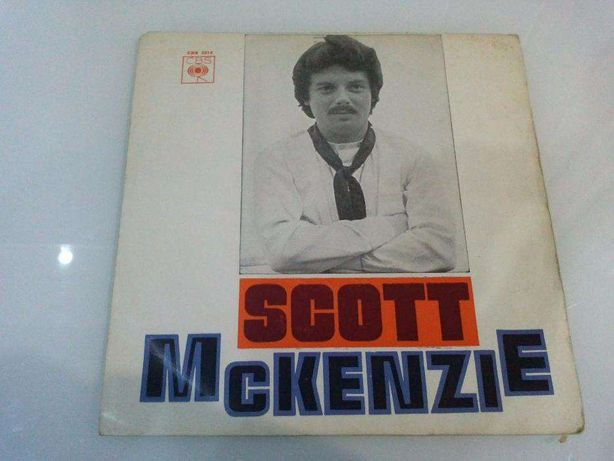 Disco de Vinil -Scott Mckenzie