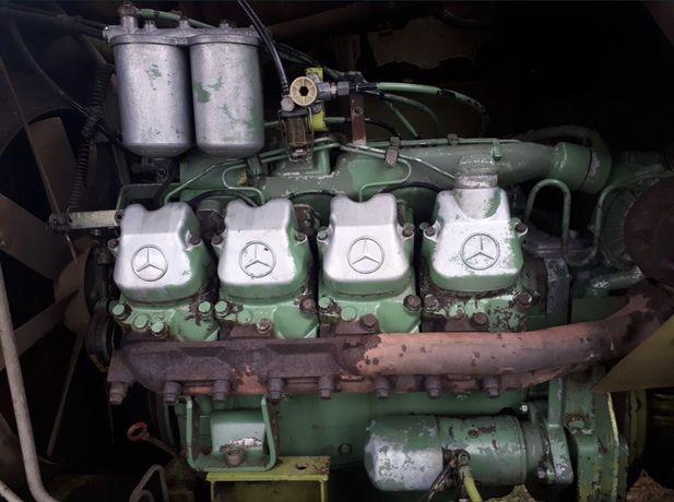 Двигатель Mercedes OM442A V8, OM422. С Европы! 4000 моточасов!