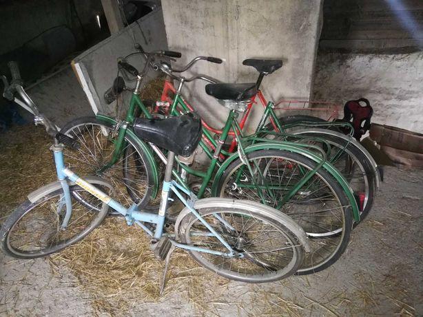 4x Rower damka składak Jubilat Tyler Uniwersal Tanio