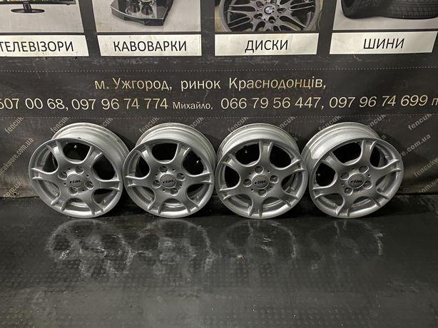 Диски 13R 4x108 5.5J ET36 DIA63.3 Ford Audi Citroen Mazda
