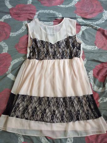 Платье без р 52-54