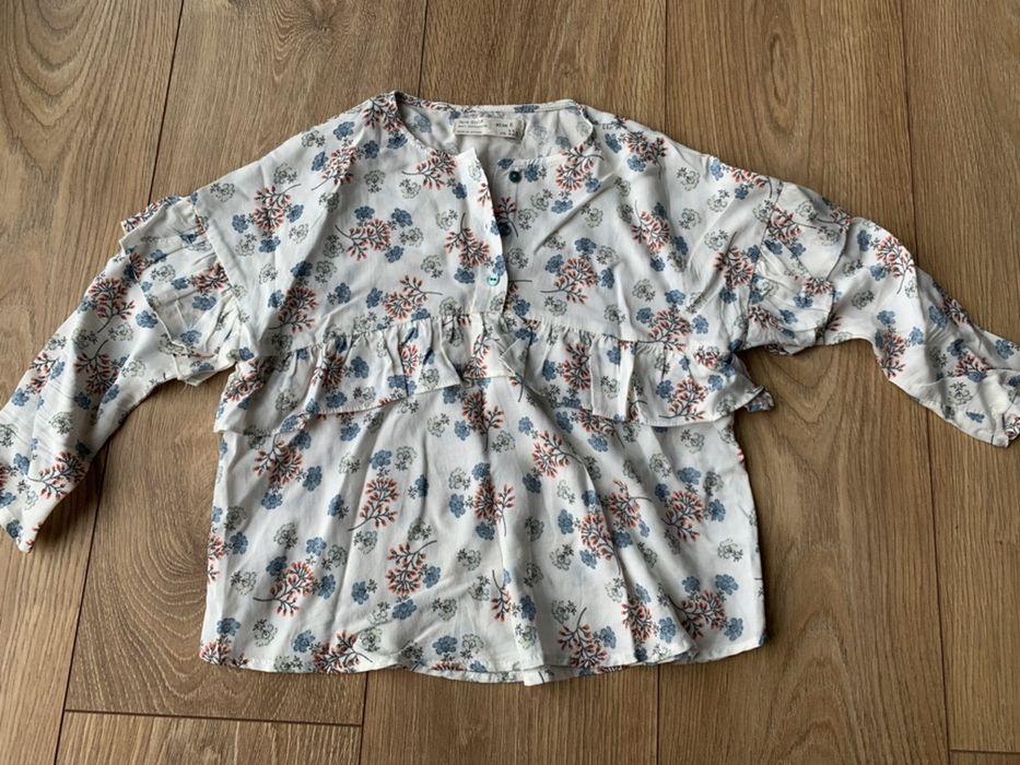 Zara bluzka 116 cm stan idealny Tychy - image 1