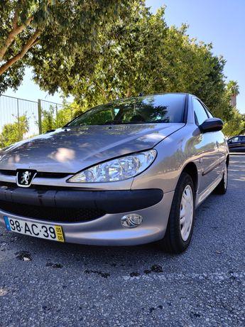 Peugeot 206 1.1 gasolina