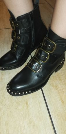 Ботинки женские Италия MIMMU